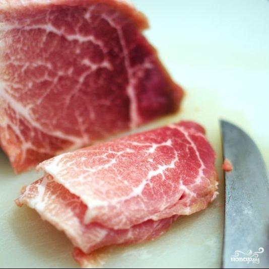 Рецепт Свинина по-азиатски