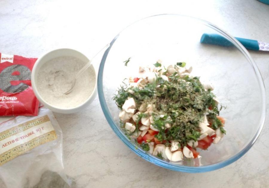 Салат за 10 минут - фото шаг 3