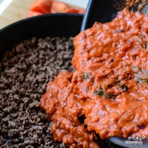 Спагетти Болоньезе - фото шаг 7