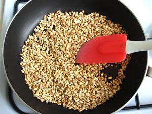 Рецепт Вегетарианский рассольник с перловкой