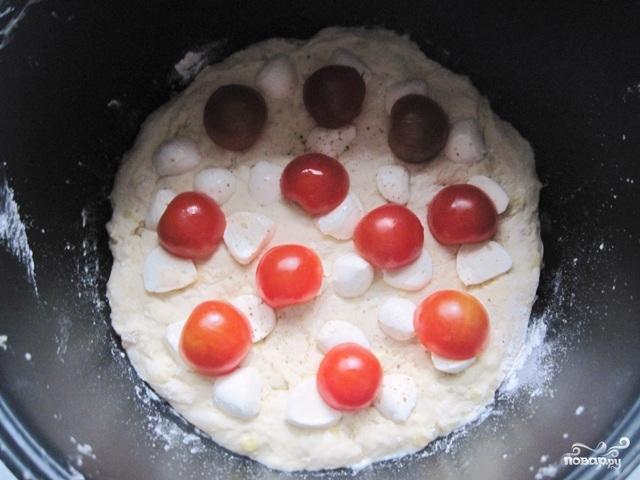 Картофельный пирог в мультиварке - фото шаг 9