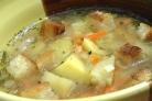 Гороховый суп для похудения