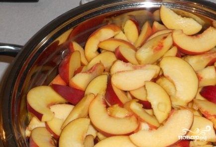 Персиковое варенье - фото шаг 1