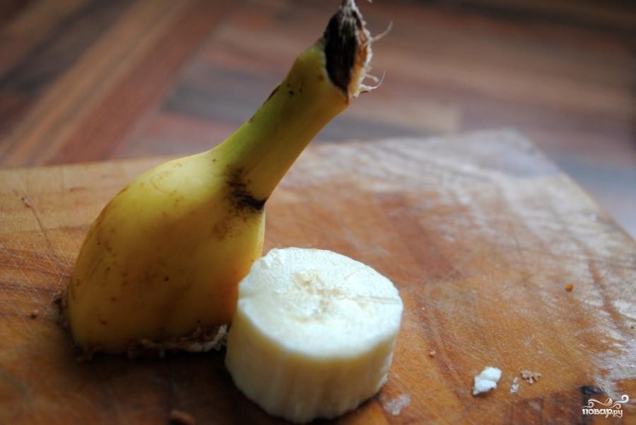 Простой банановый торт - фото шаг 6