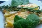 Каннелони со шпинатом