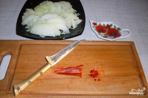 Мясо в пиве в духовке - фото шаг 5