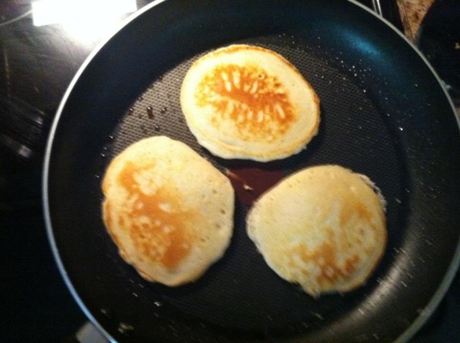 Блинчики закусочные - фото шаг 4