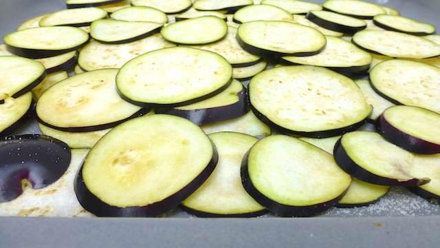 Рецепт Баклажаны, жаренные в панировке