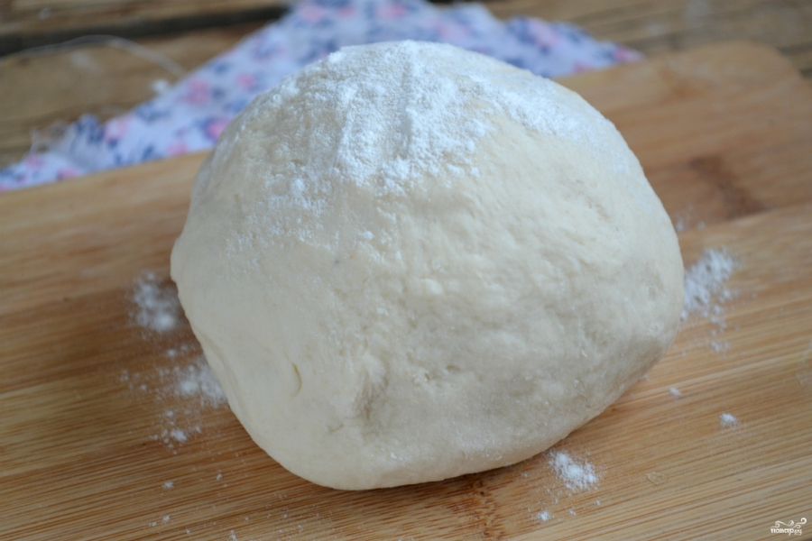 Бездрожжевое тесто без яиц для пиццы рецепт с фото пошагово