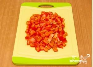 Итальянский суп из помидоров - фото шаг 5
