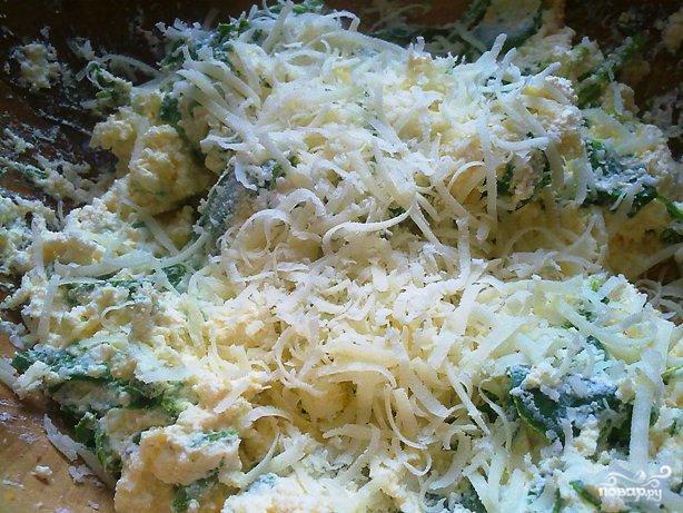 Каннелони со шпинатом - фото шаг 2