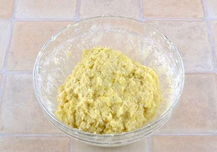 Картофельное тесто для зраз - фото шаг 3