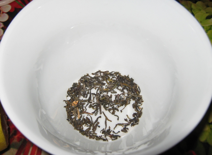 Зеленый чай с медом - фото шаг 2