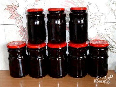 Варенье из вишни с косточками - фото шаг 4