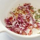 Рецепт Греческий салат из помидоров черри