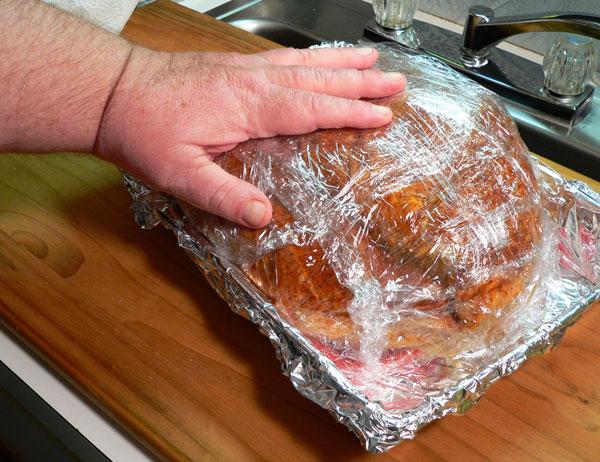 Запеченное мясо в духовке - фото шаг 8