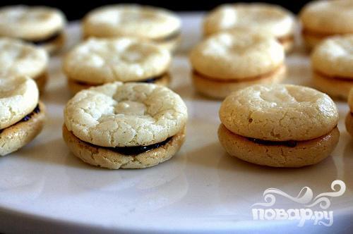 Печенье из миндальной пасты - фото шаг 4