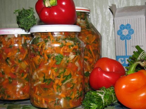 Заправка из моркови и лука на зиму - фото шаг 4