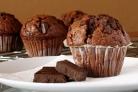 Шоколадные маффины с шоколадной крошкой