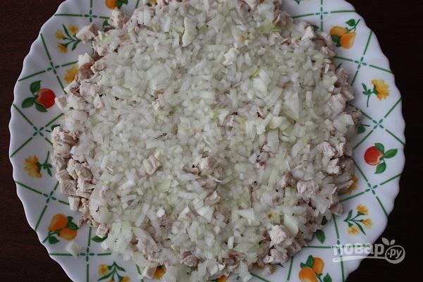 Поиск кулинарный рецепт с салата курицы с ананасами с фото