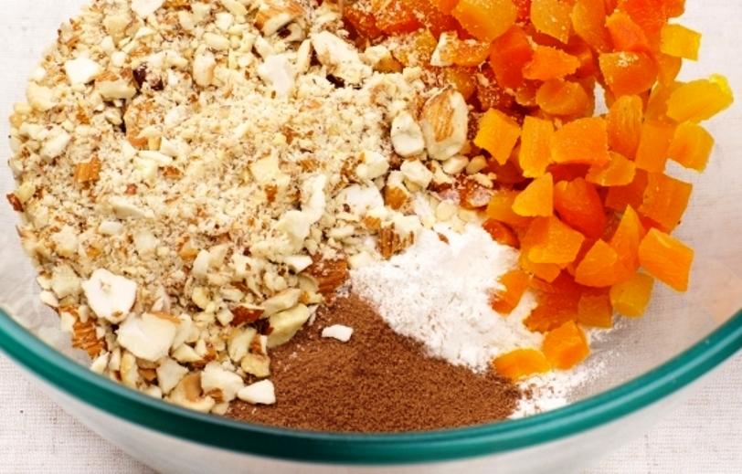 Рецепт Шоколадное печенье с лесными орехами