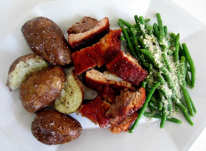 Мясо под соусом в духовке - фото шаг 3