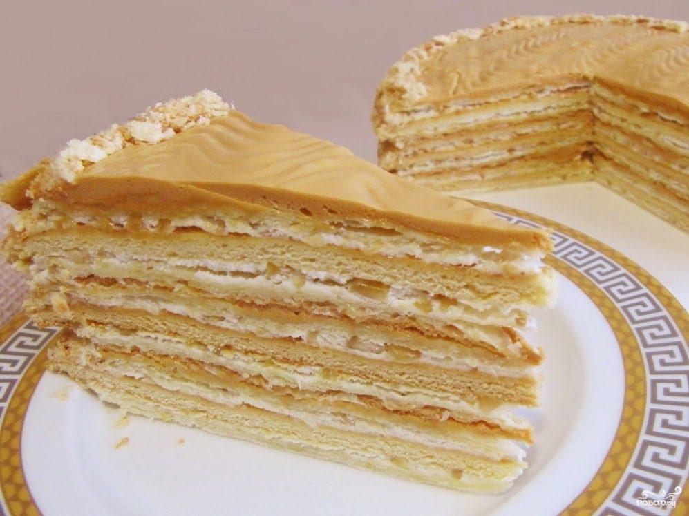 Пропитка для торта из сгущенки