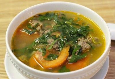 Томатный суп с говядиной - фото шаг 7