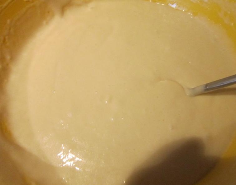 Блины вегетарианские на молоке - фото шаг 1