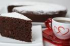 Шоколадное гато