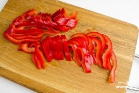 Рецепт Судак с овощами
