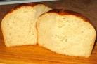 Пшеничный хлеб бездрожжевой