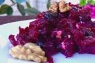 Салат из свеклы (просто, но вкусно)