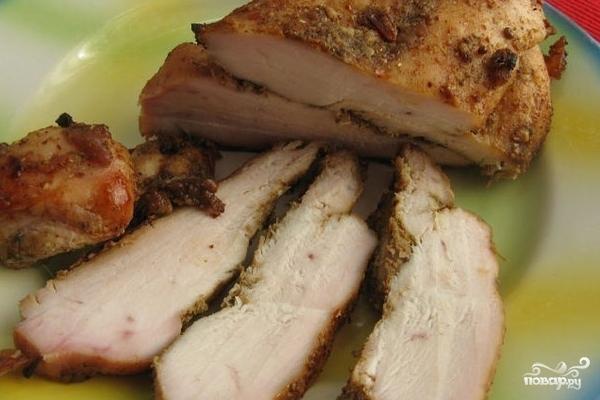 рецепт приготовления куриных грудок в микроволновке