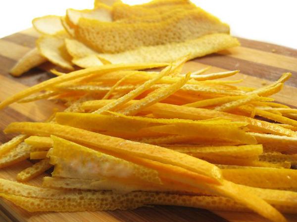 Апельсиновый кекс с маком - фото шаг 6