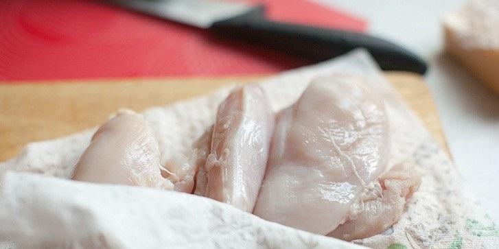 Рецепт Карбонара с курицей и сливками