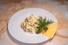 Кальмары с плавленым сыром