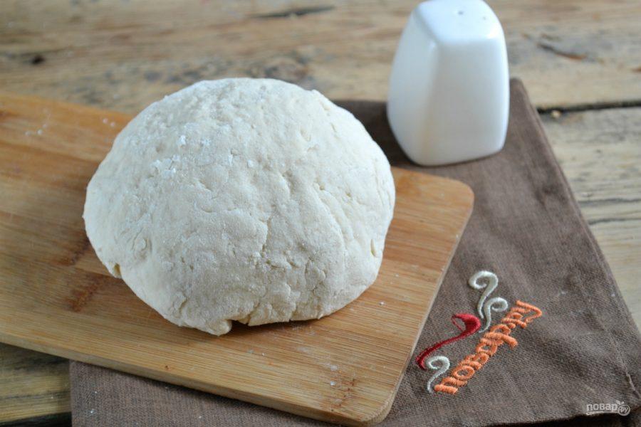 дрожжевое тесто на пиццу рецепт с фото