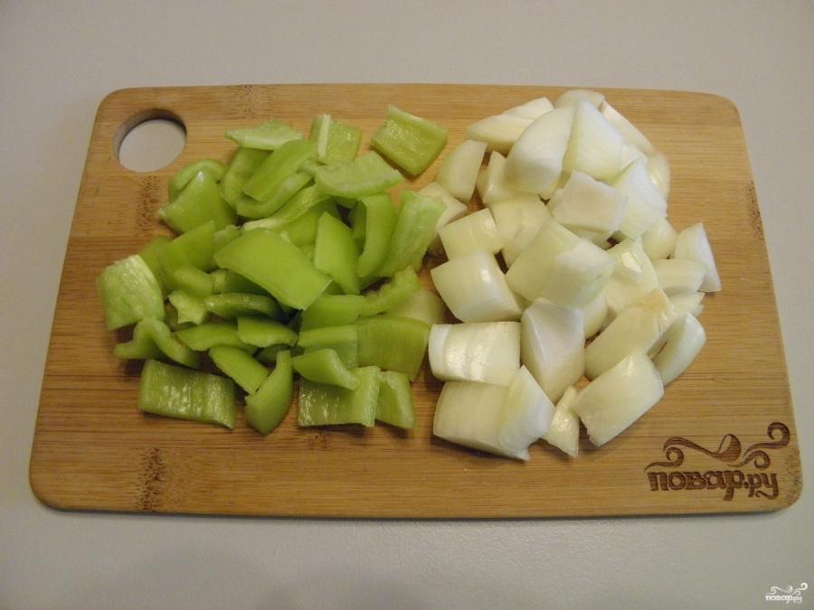 Овощное рагу на зиму - фото шаг 2