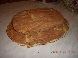 """Торт """"Цыпленок"""" - фото шаг 3"""