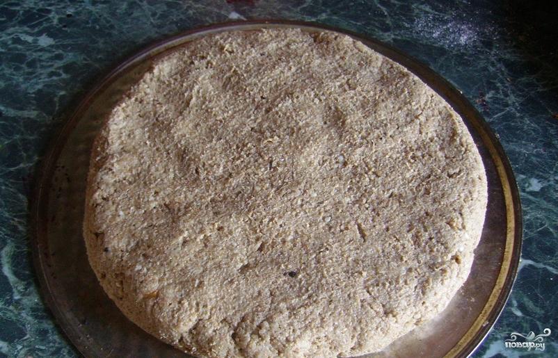 Бездрожжевой ржаной хлеб - фото шаг 3