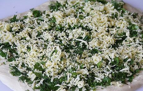 Рецепт Багет с чесноком