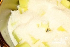 Компот из тыквы на зиму - фото шаг 2