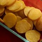 Рецепт Запеченная рыба с картофелем и томатным соусом