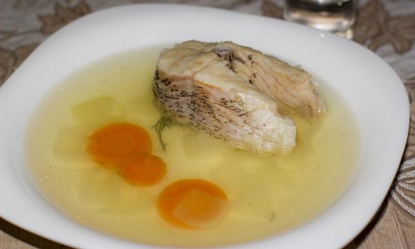 Рыбный суп из щуки - фото шаг 8