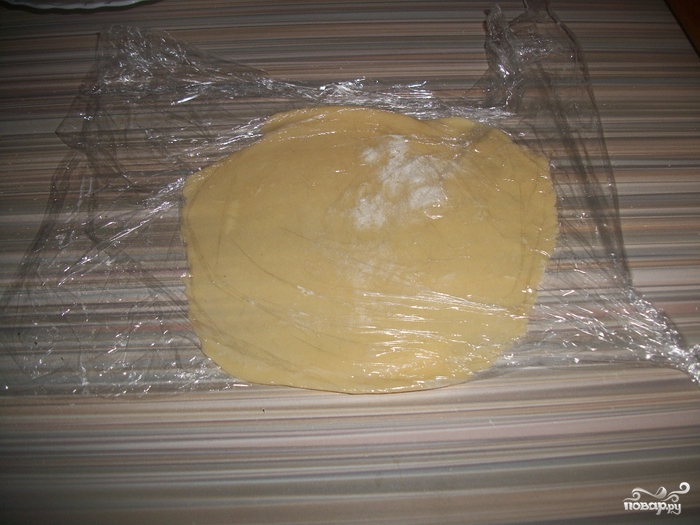 Песочное тесто для печенья - фото шаг 4