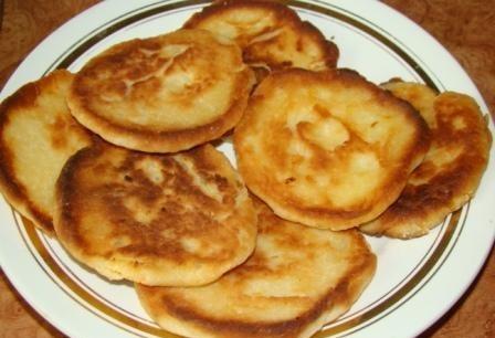 Сырники из творожной массы - фото шаг 4