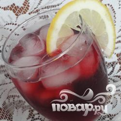 Рецепт Агуа-де-Ямайка (напиток с Гибискусом)