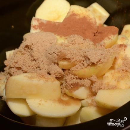 Яблочный соус - фото шаг 2