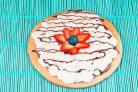 Пицца с маршмеллоу